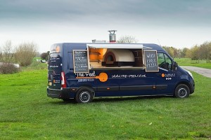 pizza mobile catering van conversion